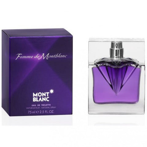 Mont Blanc Femme de Mont Blanc EDT 75ml For Women