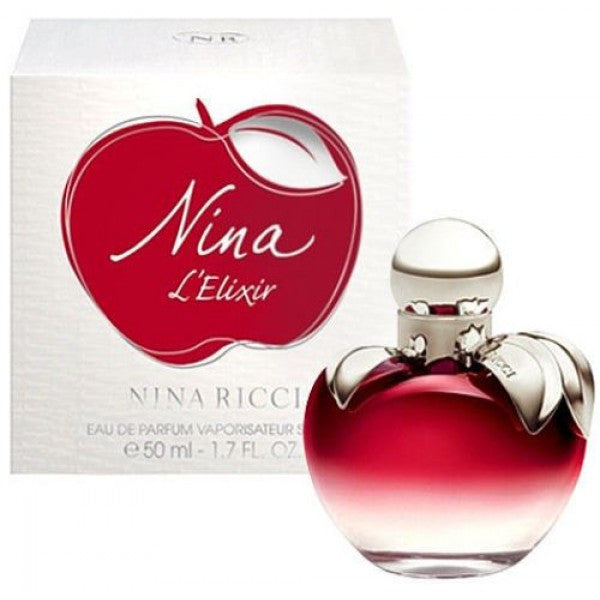 Nina Ricci L'Elixir EDP 50ml For Women