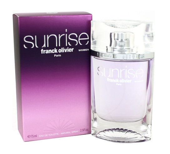 Franck Olivier Sunrise EDT 75ml for Women
