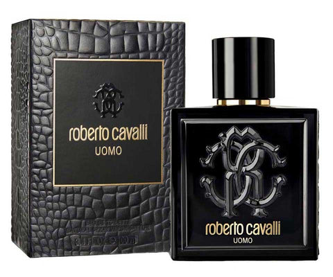 Roberto Cavalli Uomo Perfume EDT 100ml for Men