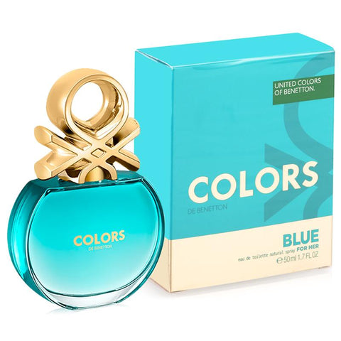 United Colors de Benetton Blue EDT 80ml for Women