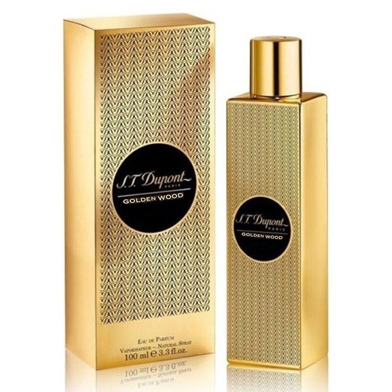 S.T Dupont Golden Wood 100ml for Women