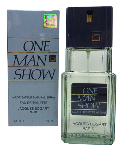 Jacques Bogart One Man Show EDT 100ml For Men