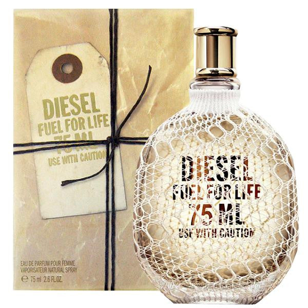 Diesel Fuel For Life EDP 75ml for Women