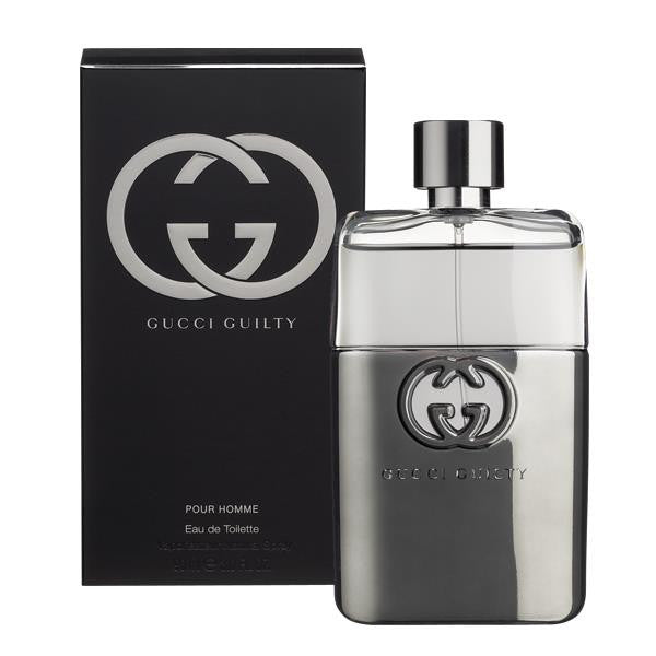 Gucci Guilty by Gucci EDT 90ml For Men