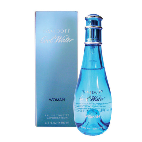 Davidoff Cool Water EDT 100ml for Women