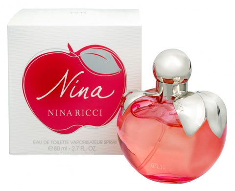 Nina Ricci Apple EDT 80ml For Women