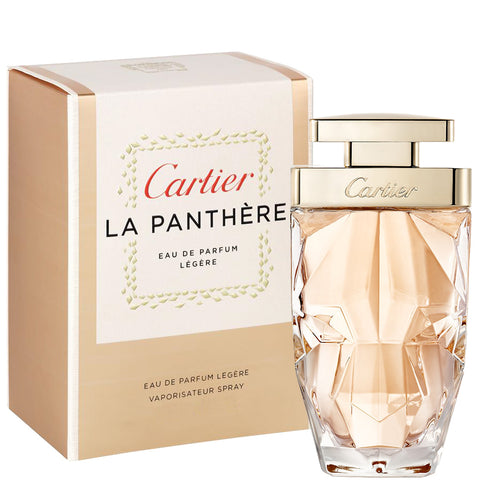 Cartier La Panthere Eau De Parfum Legere EDP 75ml for Women