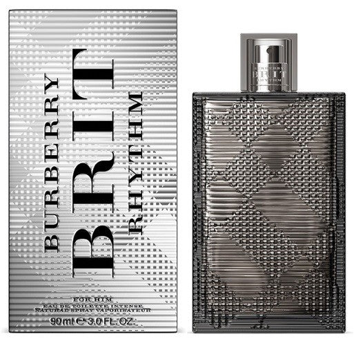 Burberry Brit Rhythm for Him Intense EDT 90ml Men