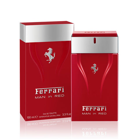 Ferrari Man in Red Perfume EDT 100ml