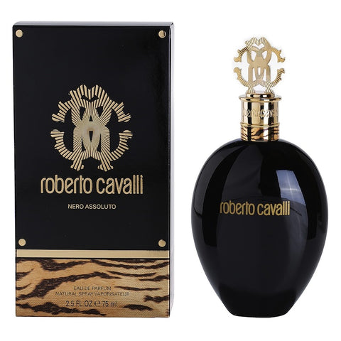 Roberto Cavalli Nero Assoluto EDP 75ml for Women