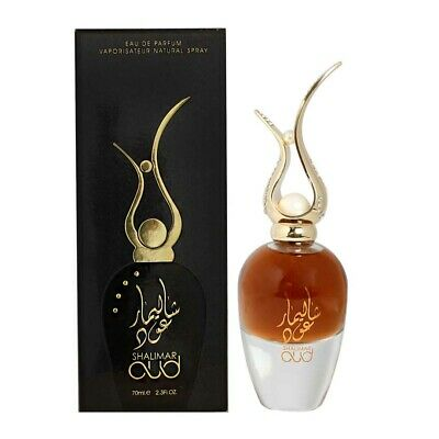 Ard Al Zaafaran Shalimar Oud Perfume 70ml for Women and Men