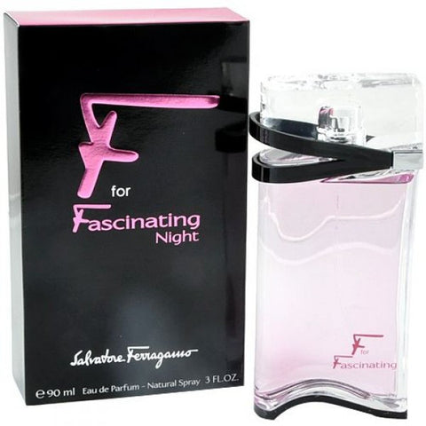 Salvatore Ferragamo F for Fascinating Night EDP 90ml For Women