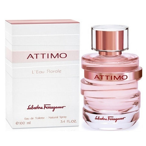 Salvatore Ferragamo Attimo L'eau Florale EDT 100ml for Women