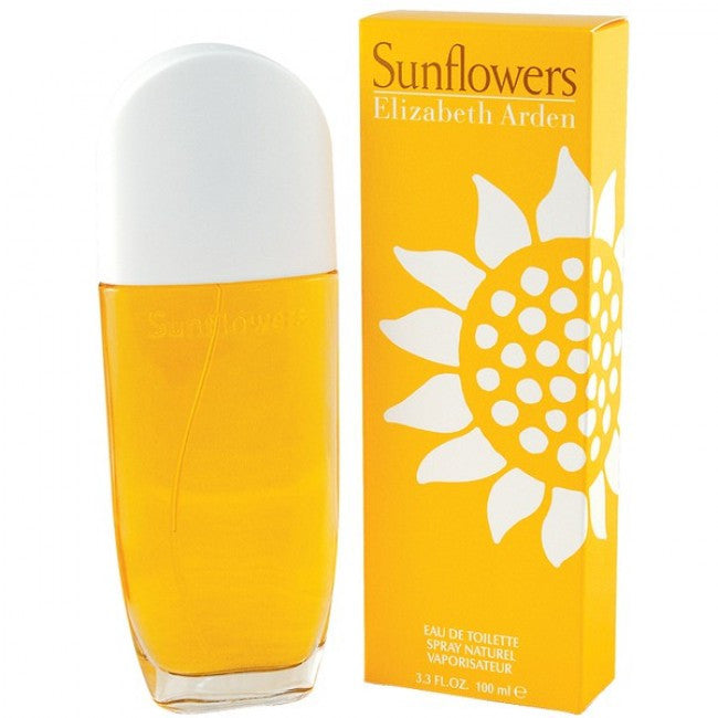 Elizabeth Arden Sunflowers Perfume EDT 100ml for Women