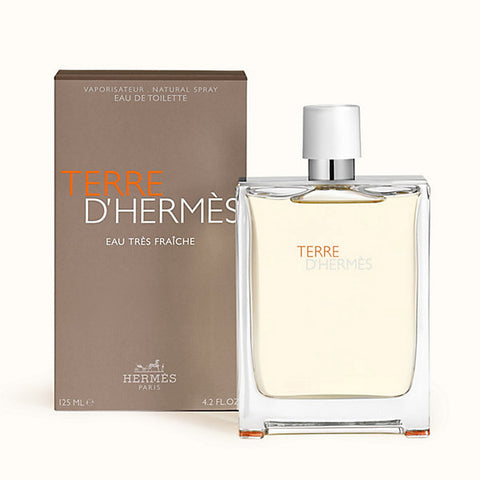 Terre d'Hermes Eau Tres Fraiche 125ml EDT for Men