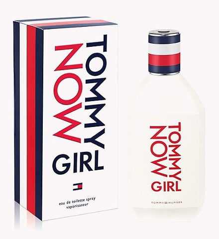 Tommy Now Girl 100ml EDT by Tommy Hilfiger
