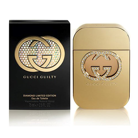 Gucci Guilty Diamond Limited Edition EDT 75ml for Women