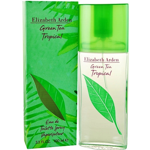 Elizabeth Arden Green Tea Tropical EDT 100ml For Women