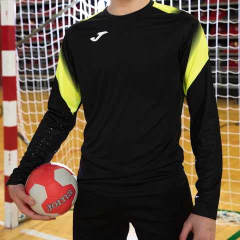 Zamora IV Goalkeeper Set (Shirt, Shorts and Socks) Black/Fluro Yellow