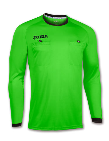 Referee Shirt Long Sleeved - 4 colours