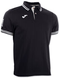 Combi Polo Shirt Black/White x1