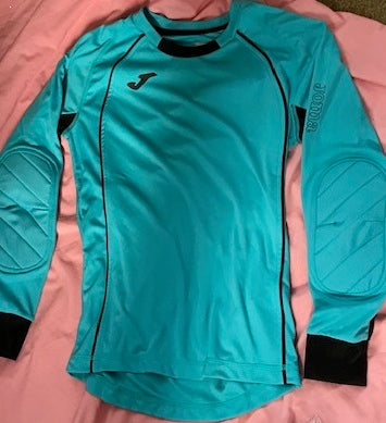 Joma Long Sleeved Goalkeeper Shirt Turquoise/Black