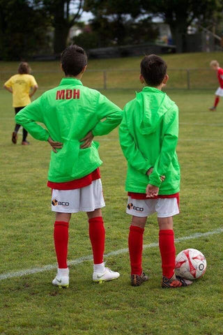 Melville United AFC Academy Rainjacket