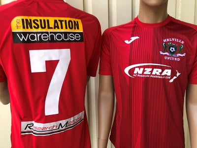 Melville United AFC 1st Team Full Replica Shirt