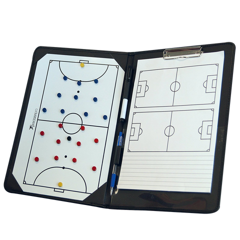 Precision Pro Futsal Coaches Tactics Folder