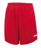 Real Player Shorts Red