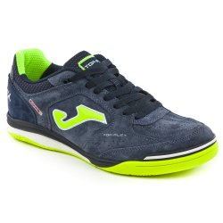 Futsal Shoe - Top Flex Nobuck 823 Navy  Indoor