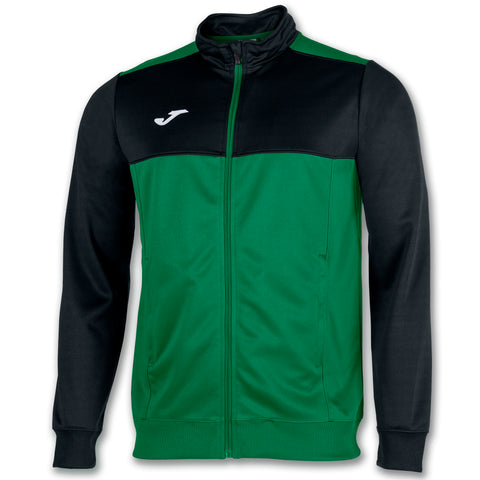 Tuakau Soccer Club  Crew III Hooded Full Zip Jacket