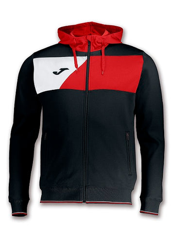 Waitemata FC  Crew II Hooded Full Zip Jacket