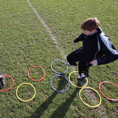Precision Speed Agility Hoops