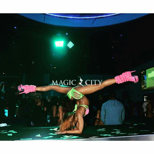 VIP SECTION AT MAGIC CITY FRIDAY DAY AUG 30TH 2019