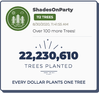 Another 100+ Trees!