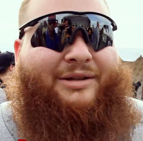 Action Bronson Sunglasses