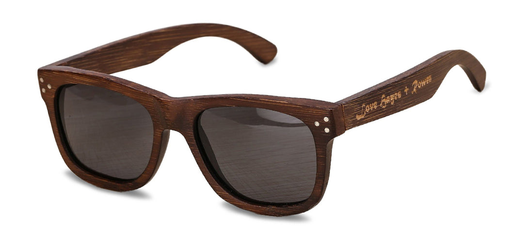 Personalized Polarized Bamboo Sunglasses