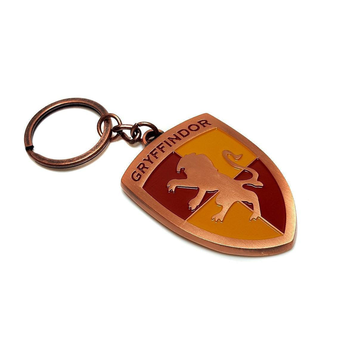 Harry Potter™ Officially Licensed Gryffindor Metal Keyring