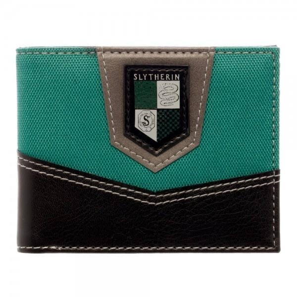 Harry Potter™ Officially Licensed Slytherin Wallet