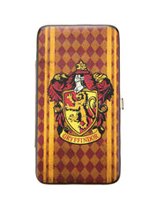 HARRY POTTER GRYFFINDOR HOUSE CREST HINGE WALLET