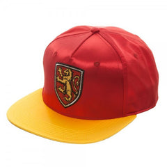 Harry Potter™ Officially Licensed Gryffindor Satin Snapback