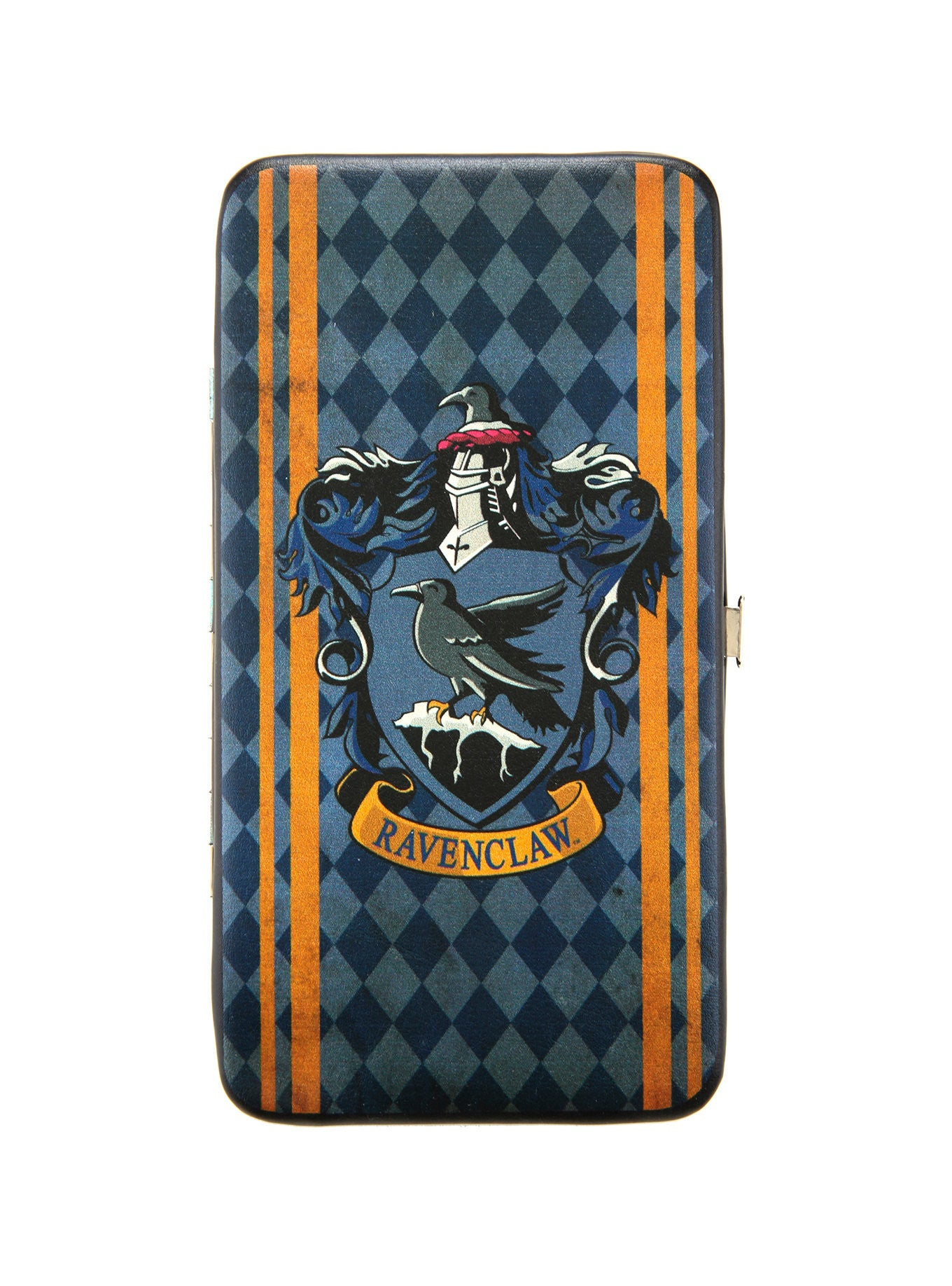 HARRY POTTER RAVENCLAW HOUSE CREST HINGE WALLET
