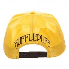 Harry Potter™ Officially Licensed Hufflepuff Satin Snapback