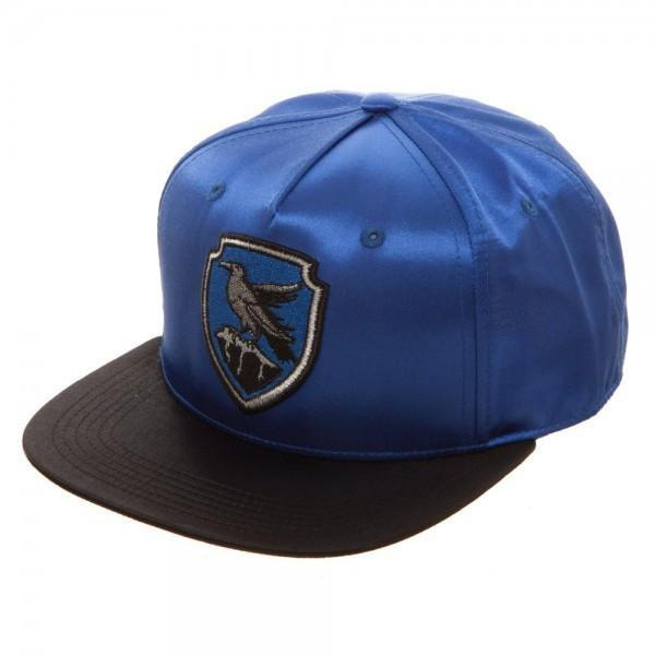 Harry Potter™ Officially Licensed Ravenclaw Satin Snapback