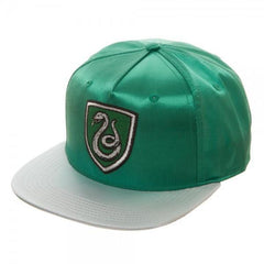 Harry Potter™ Officially Licensed Slytherin Satin Snapback