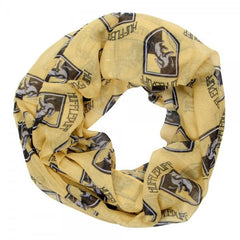 Harry Potter™ Officially Licensed Hufflepuff Viscose Scarf