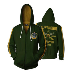Quidditch House Hoodies (NEW YEAR'S CLEARANCE SALE! - ENDS MIDNIGHT!)