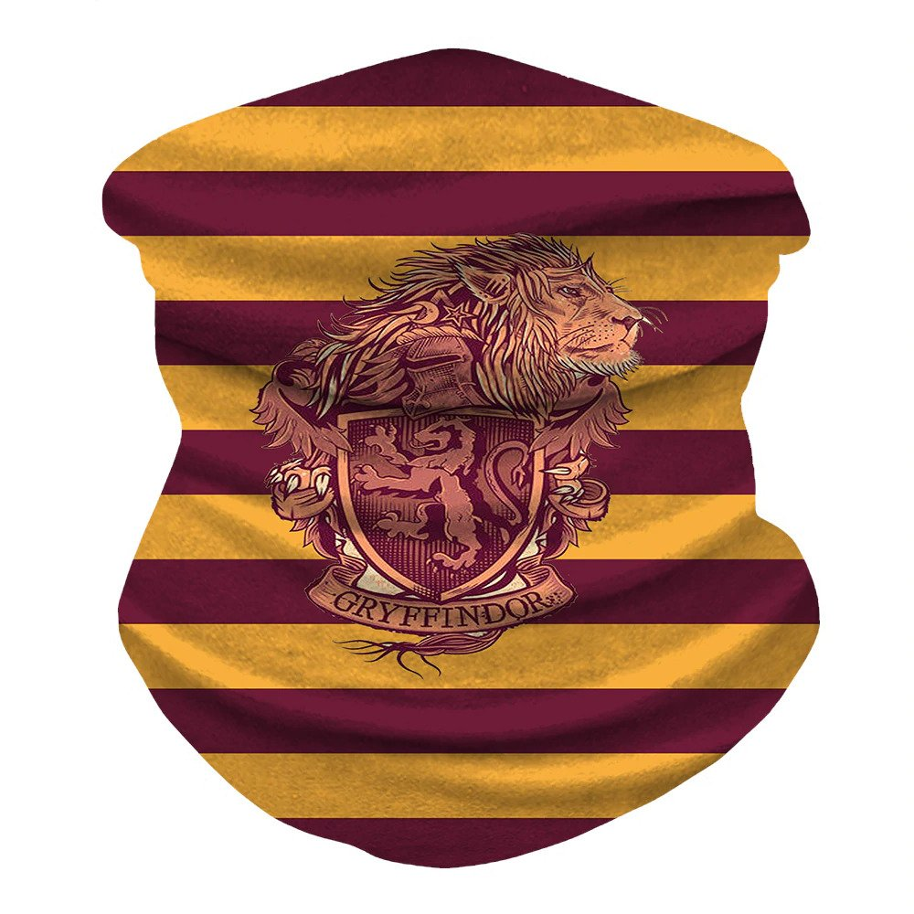 Harry Potter House Facemask